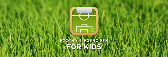 Football Exercises for Kids