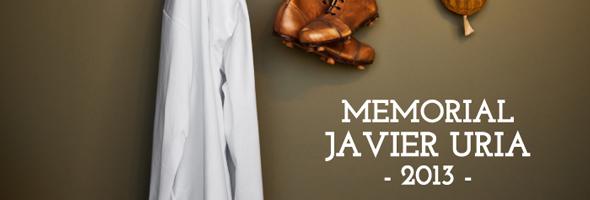 Memorial Javier Uria 2013