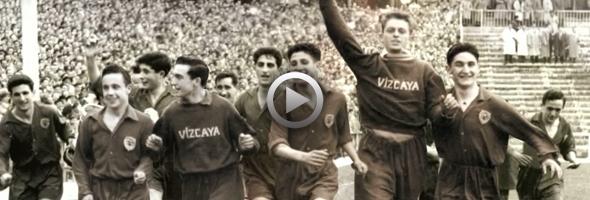 Documental 100 años Federación Vizcaína de Fútbol