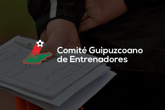 Plataforma web para el Comité Guipuzcoano de Entrenadores