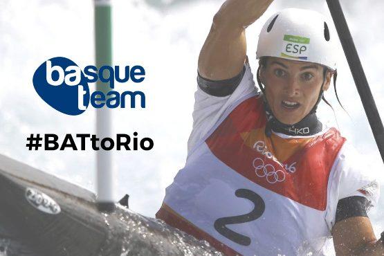 Campaña para BAT Basque Team en Facebook