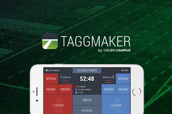 Puesta en marcha de la versión BETA de la plataforma Taggmaker
