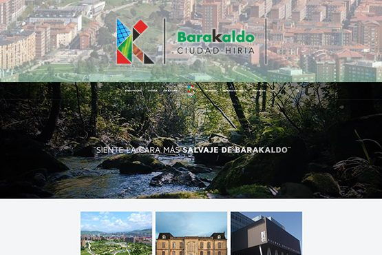 Visit Barakaldo, una web para fomentar el turismo local