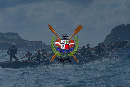 Nuevo portal web de la Federación Vasca de Remo